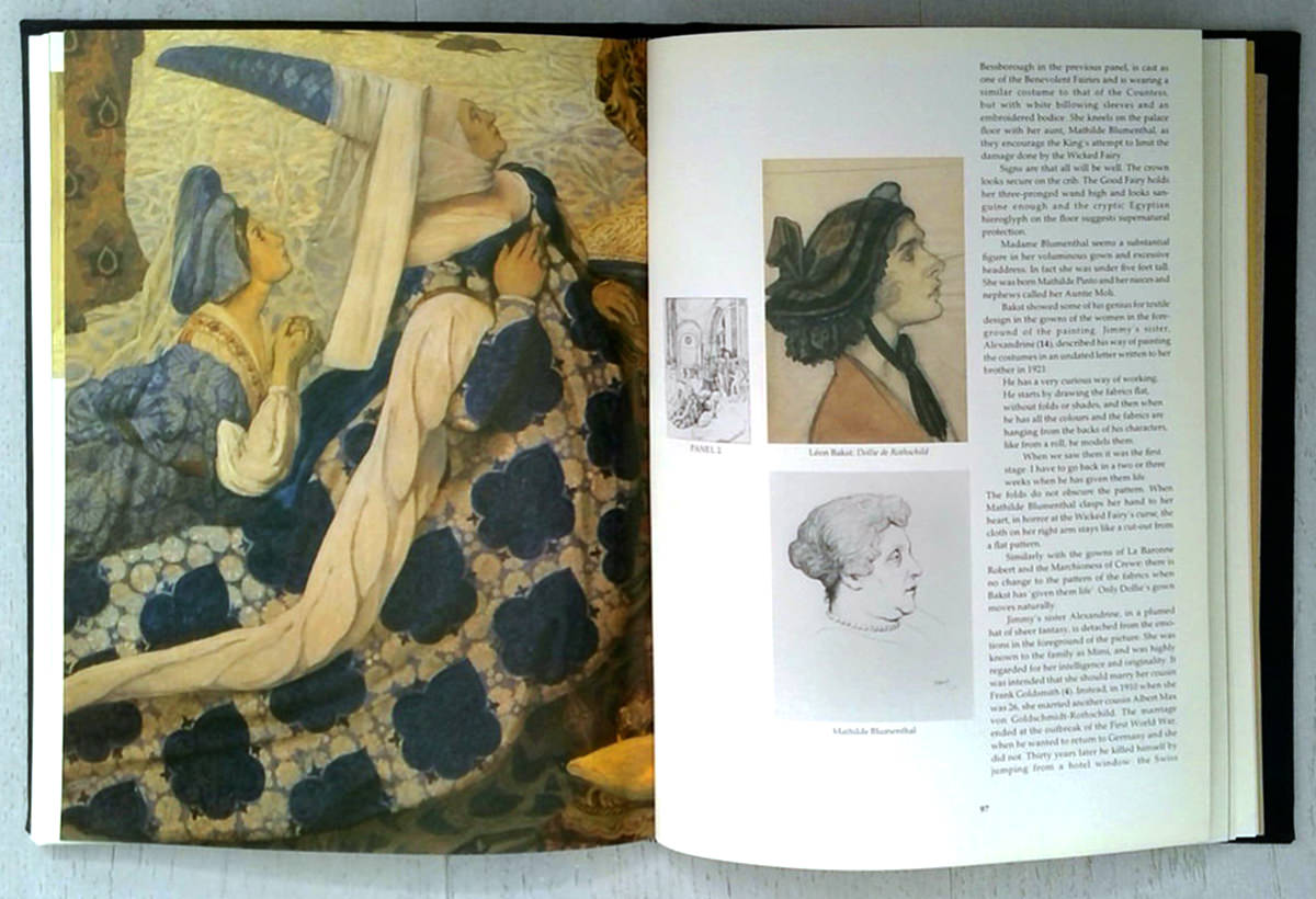 Spread from 'Bakst'