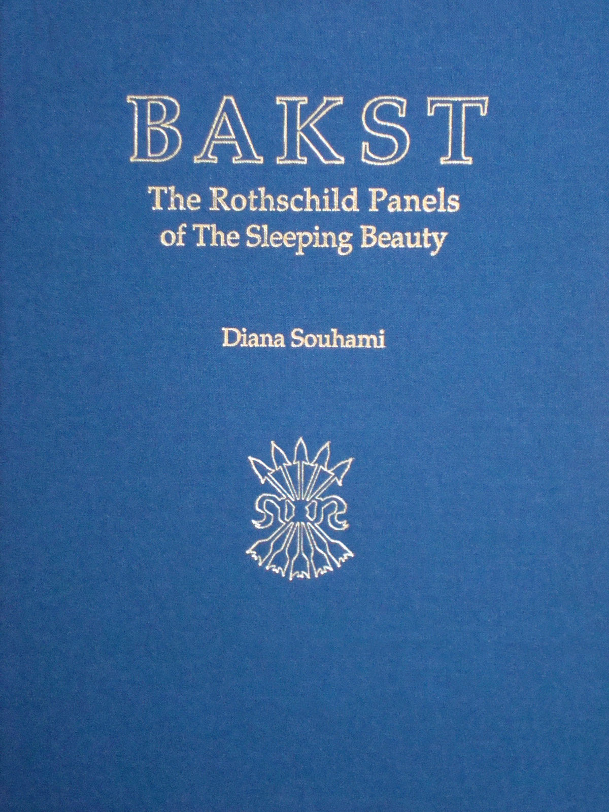 'Bakst: The Rothschild Panels of The Sleeping Beauty' by Diana Souhami