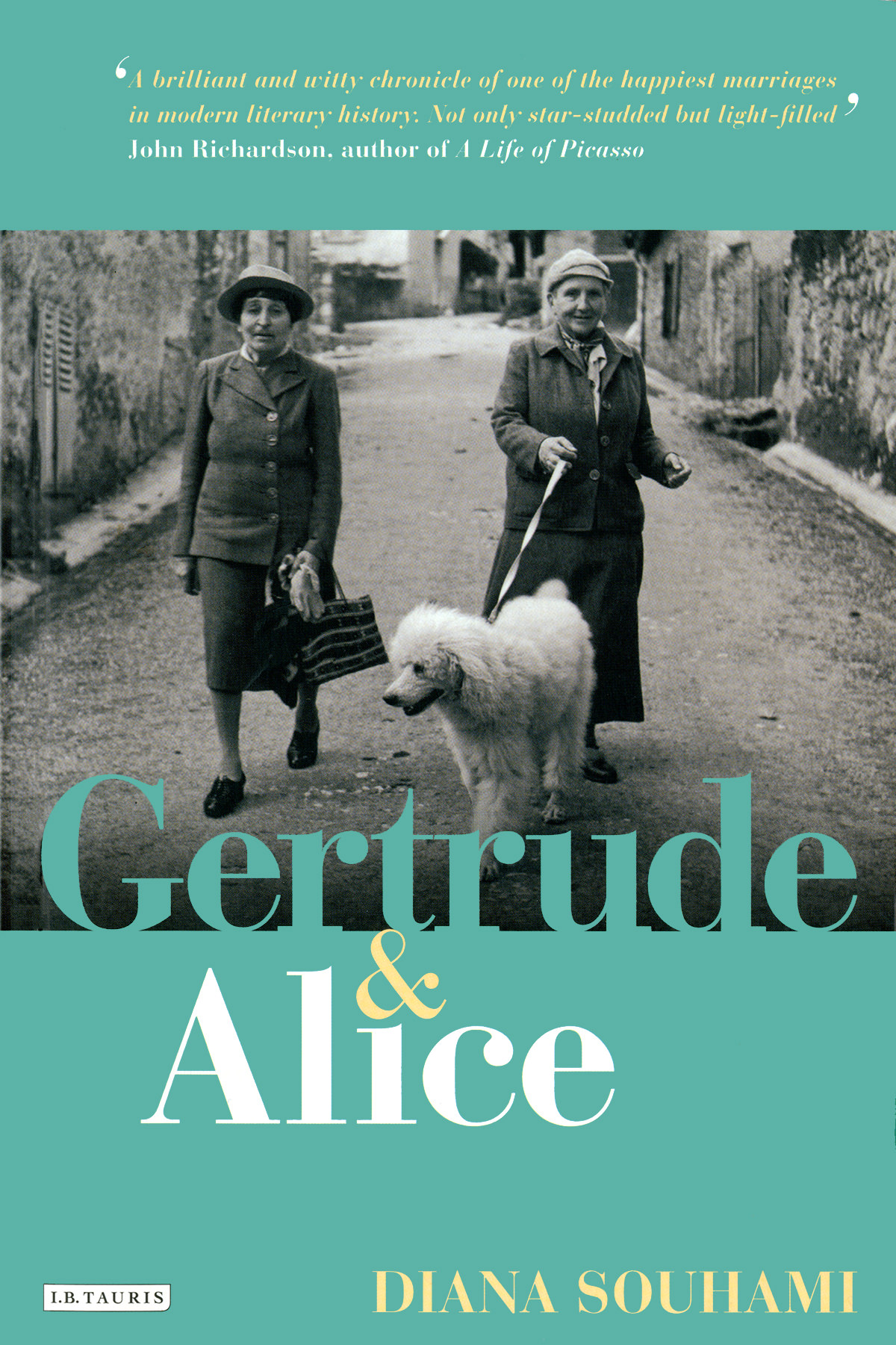 'Gertrude and Alice' by Diana Souhami